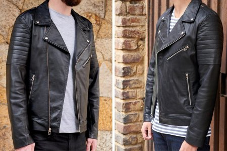 The One Leather Motorcycle Jacket That Won't Break Your Wallet