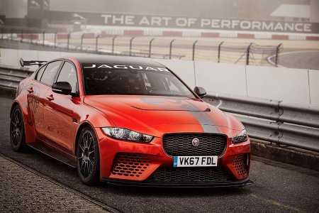Jaguar Now Holds the Title of Fastest Four-Door Car in the World