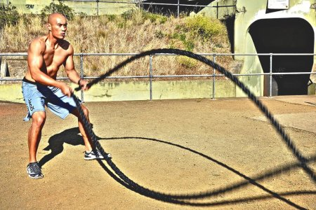 Get Next-Level Fit With Our Favorite Trainer in S.F.
