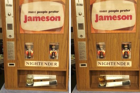 The Best Invention of the '70s Was Clearly This Jameson Vending Machine