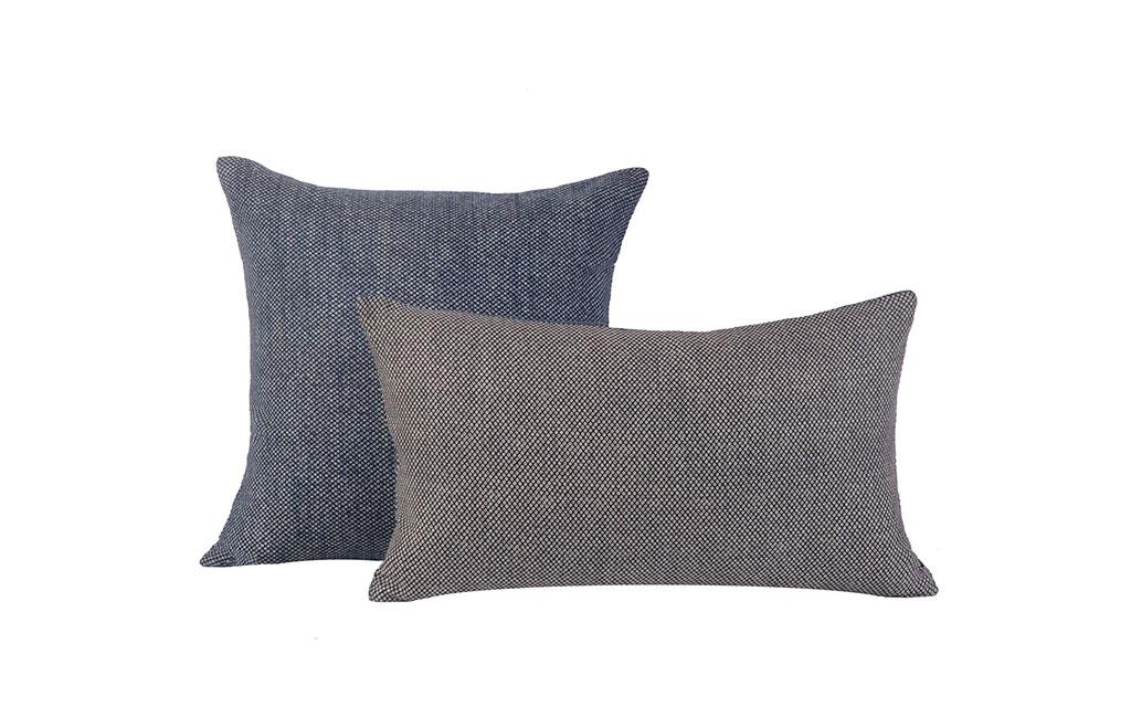 Japanese Cotton Shibori Pillows