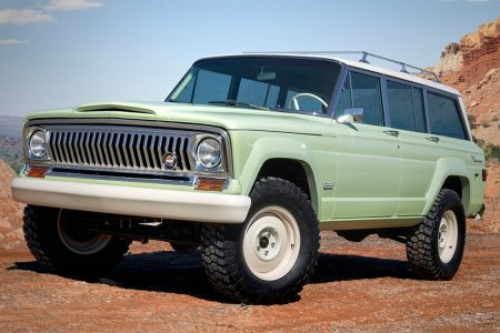 Meet the 7 Custom 4x4s Jeep Is Taking to Their Annual Easter Safari
