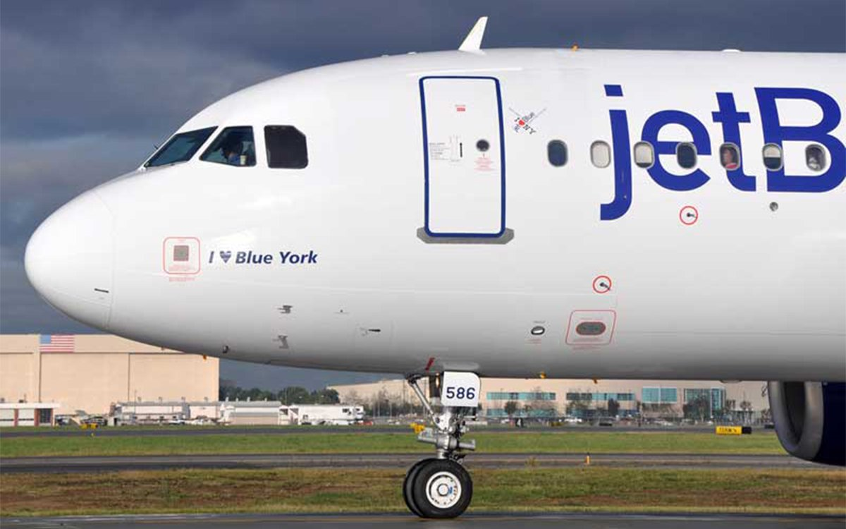 JetBlue Just Announced a $39 Fare, Among Other Fall Travel Deals