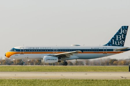 JetBlue's RetroJet Will Take You Straight Back to the '60s