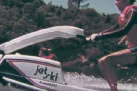 Stand-Up Jet Skis Are Back, Still Totally Effing Radical