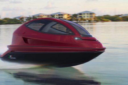 May We Interest You in an Enclosed Jet Ski Party Mobile?