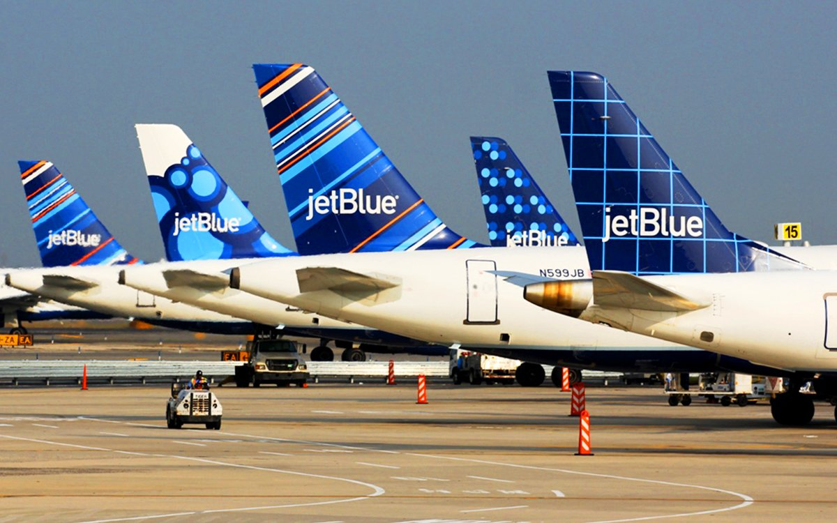 JetBlue Is Giving Away Free Flights to Make Tax Day Suck Less