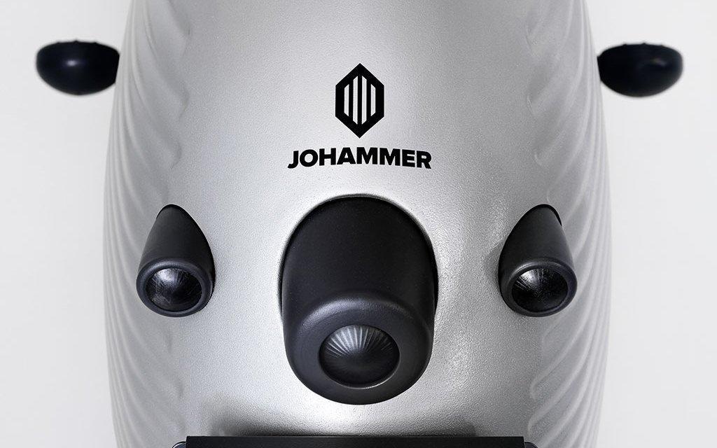 Johammer J1 Electric Bike Is A Rideable Tesla Powerwall