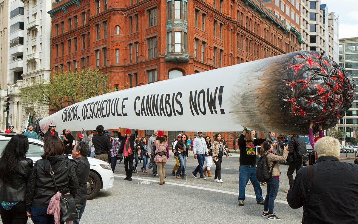 A 51-Foot Joint Is Going to the DNC