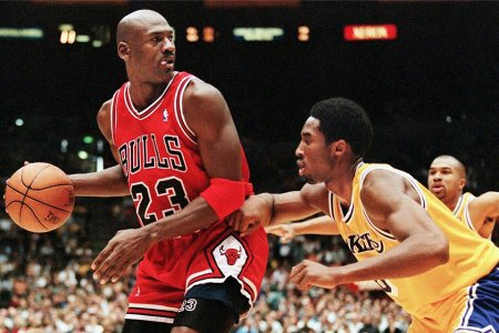 Care to go one-on-one with Michael Jordan?