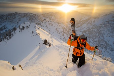 Help a Pro Skier Crowdfund a Super Bowl Ad for Climate Change