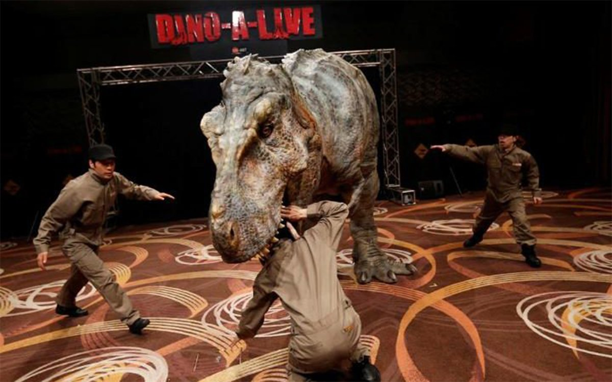 A Real-Life 'Jurassic Park' Is in the Works, and It Looks Bonkers