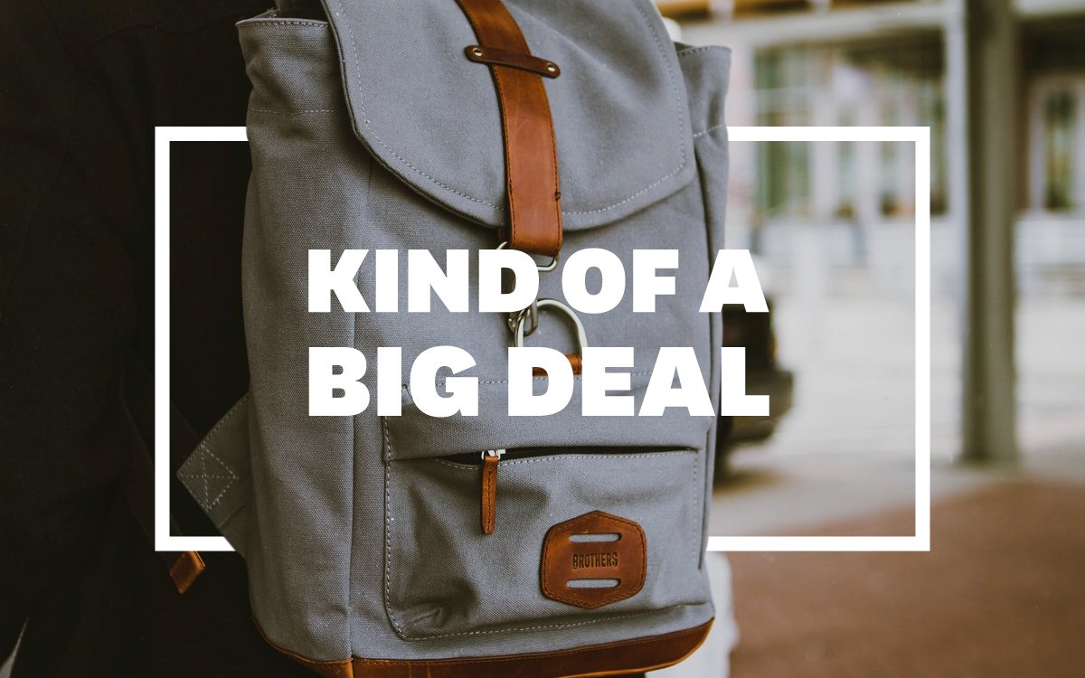 17a5c40aee Kind of a Big Deal February 27th - InsideHook
