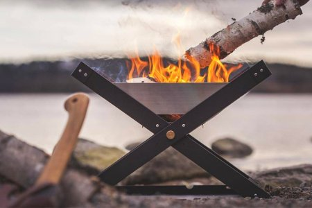 Like the Idea of Your Own Portable Campfire? Of Course You Do.