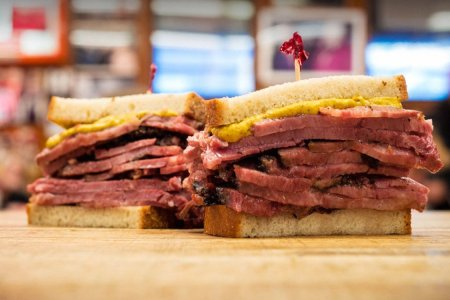NY's Pastrami King Is Going Global, Y'all
