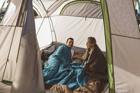 They Call This a Cabin Tent. It's Big. Like a Cabin.