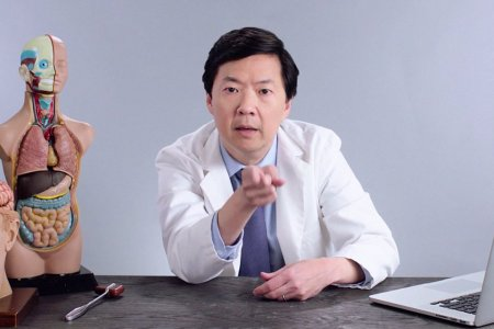 Ken Jeong, Actual Doctor, Is Offering Free Medical Advice on Twitter