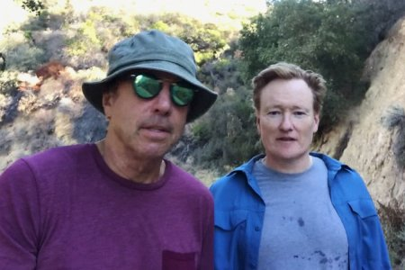 'Hiking With Kevin' Is Comedians Without Cars, Getting Exercise