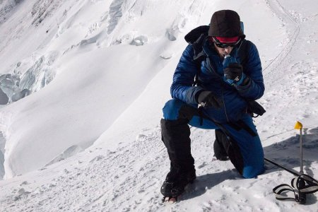 Area Man Summits Everest Twice in a Week Without Oxygen