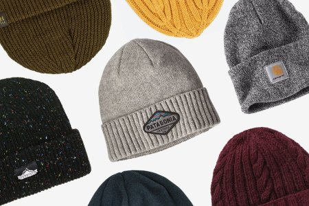 The Range: 10 Knit Caps Every Man Should Consider This Fall