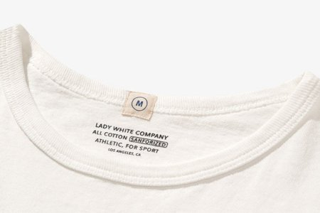 Lady White Co. Has Perfected the Plain White T-Shirt