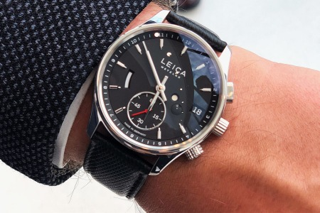 The World's Best Camera Maker Is Coming for Your Wristwatch