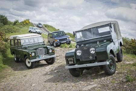 Jaguar Land Rover Rethinks Heritage Division, Offers Free Rides