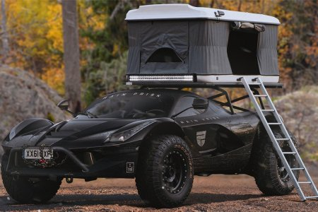 Your Favorite Supercars, Reimagined as Off-Roading Vehicles