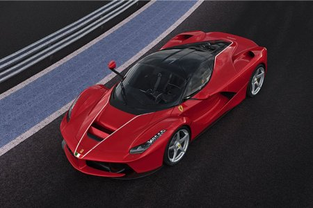 The Last LaFerrari Ever Is Being Auctioned Off for Charity