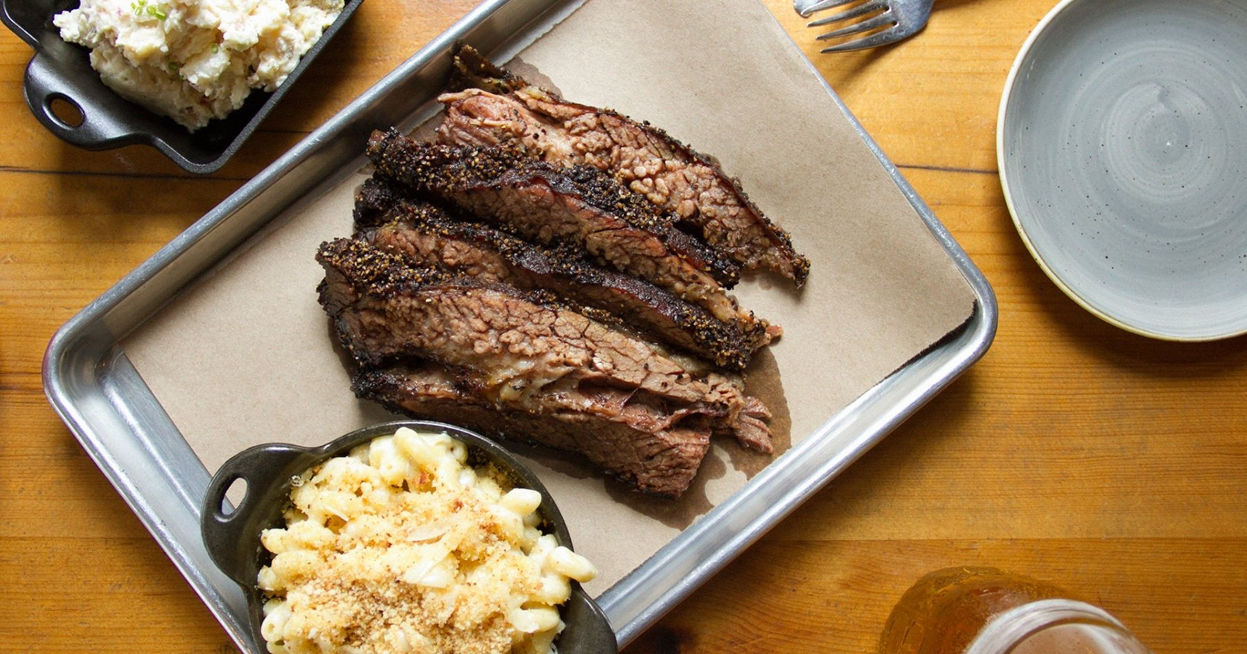 Charlie McKenna on How to Smoke the Perfect Brisket