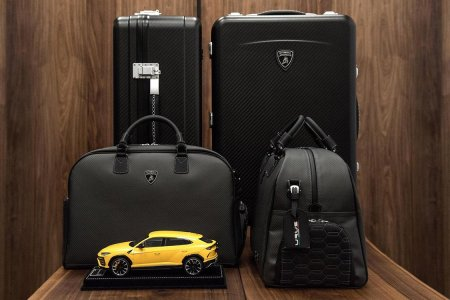 Lambo's New Urus 'Super SUV' Comes With Its Own Accessories Line