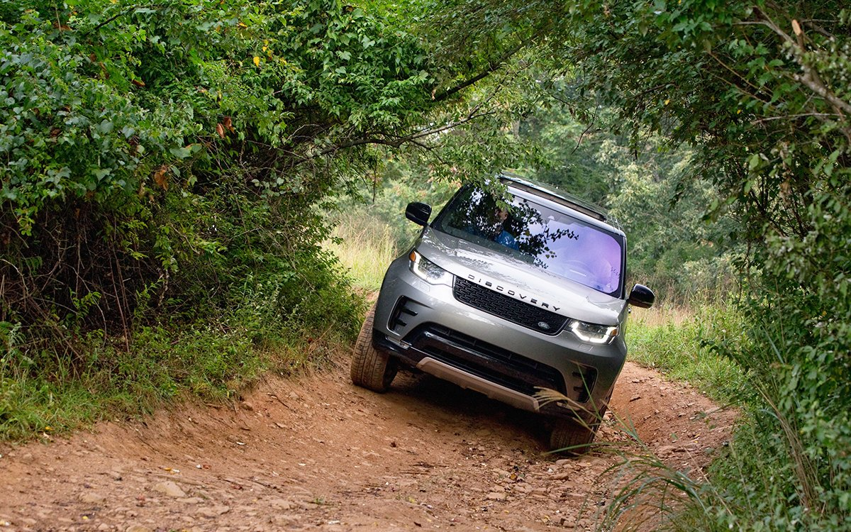 Land Rover's New Off-Roading Experience Belongs on Your Bucket List