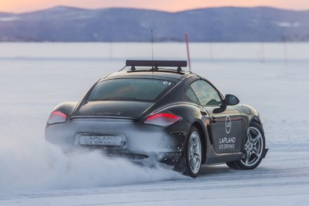 Sweden Has 13 Ice-Covered F1 Tracks, and You Can Drive on Them