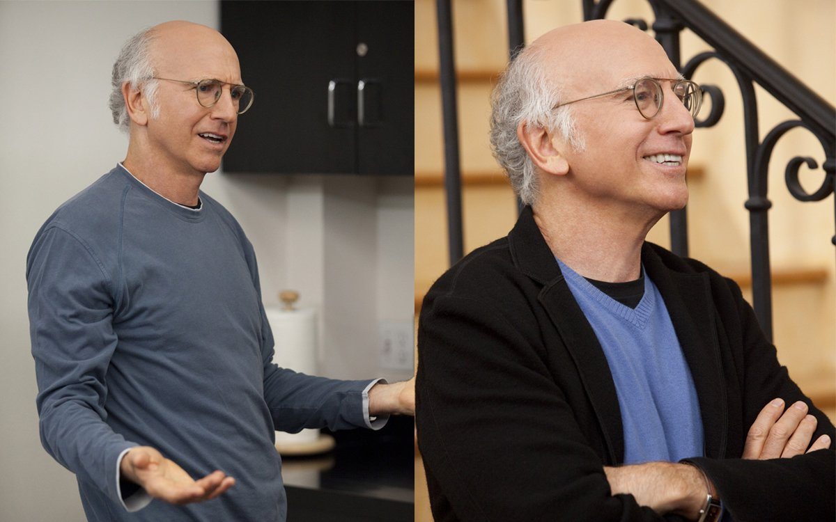 Everything Larry David Has Done Since the Last Season of Curb