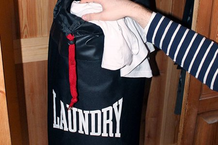 A Laundry Bag Worth Fighting For