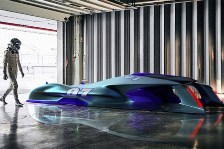 Here's What Le Mans Race Cars May Look Like in 2030