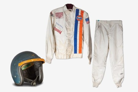 Steve McQueen's 'Le Mans' Suit Would Make One Helluva Halloween Costume