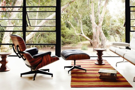 Nine Iconic Leather Chairs That'll Handsome Up Any Home