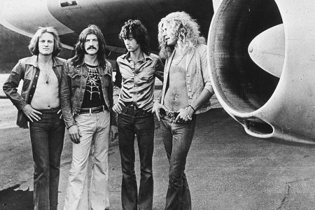 Unreleased Led Zeppelin Music Is Coming in 2018. That Is All.
