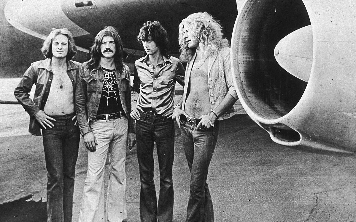 Unheard Led Zeppelin Songs Coming in 2018 for Band's 50th