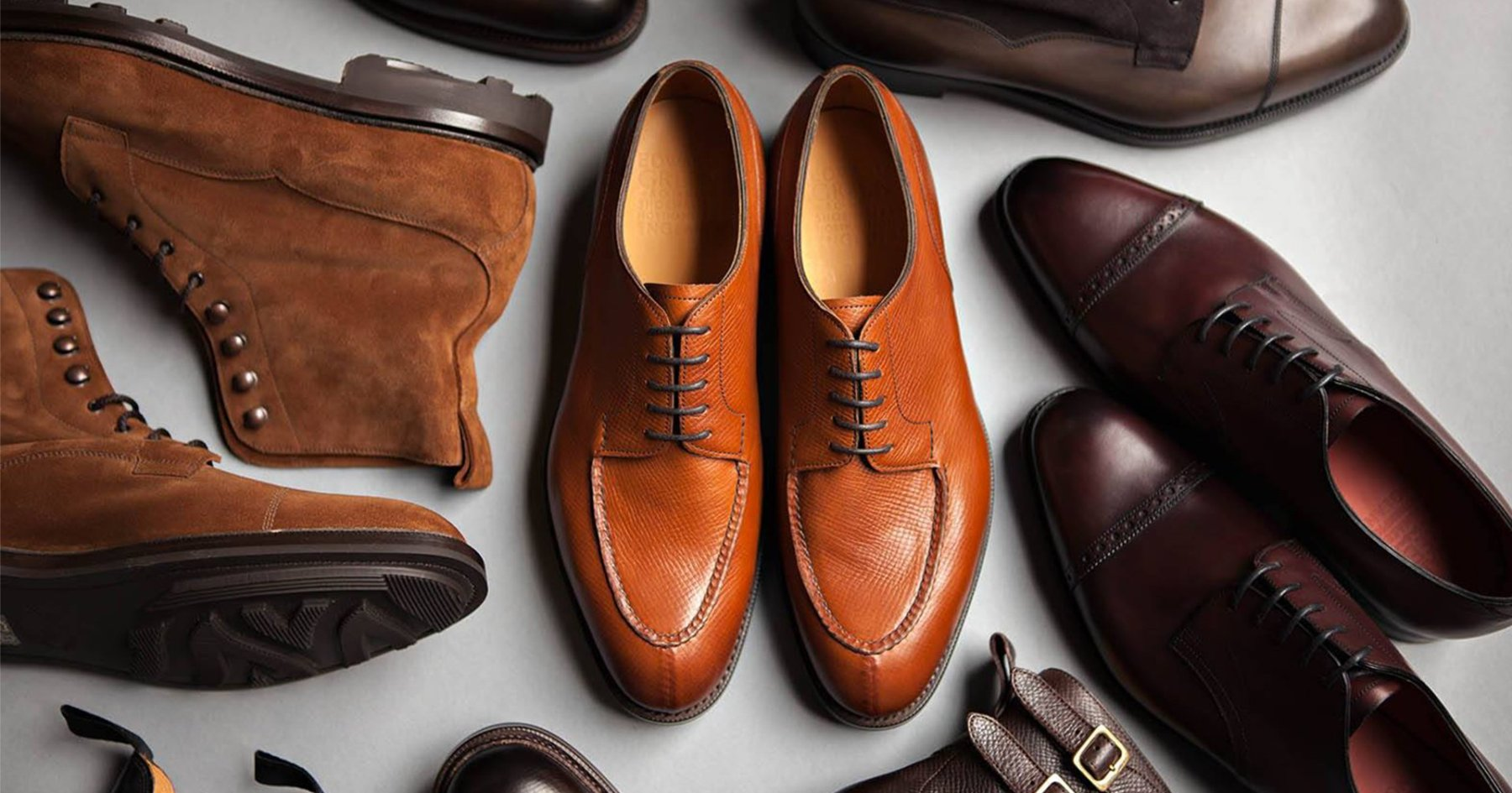 A Tiny Shop That Carries One Thing: the Finest Shoes In the World
