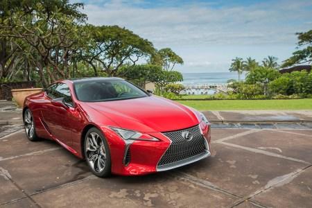 Lexus Has Finally Built the Bavarian-Killing Luxury Coupe of Their Dreams
