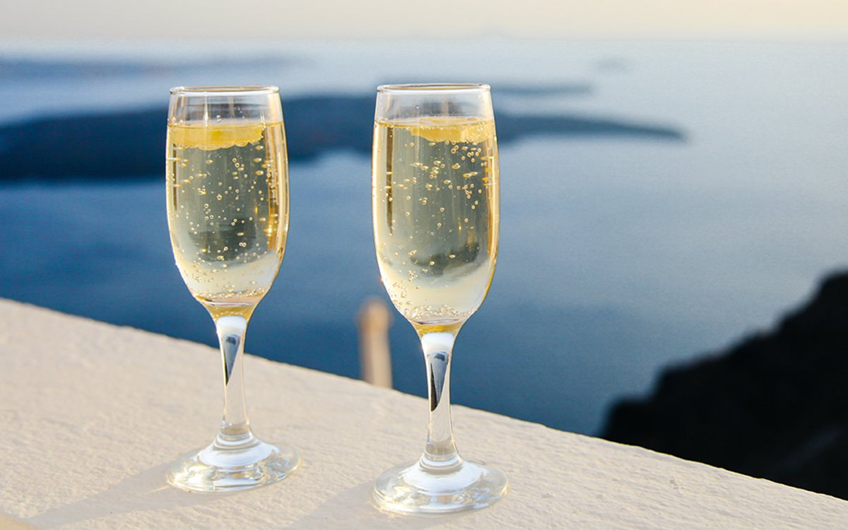 This Bottle of Bubbly Is One of the Best in the World, Costs $10