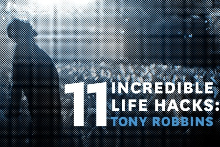 Here's What We Learned From Netflix's New Tony Robbins Doc