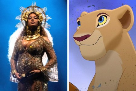 The Live-Action 'Lion King' Cast Is a Stone-Cold Banger