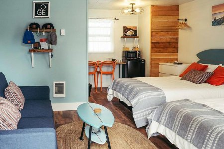 Meet the Co. Turning Old Motels Into Retreats for Adrenaline Junkies