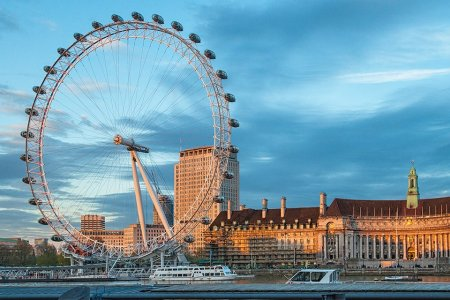 You Can Spend the Night in the London Eye, But There's a Caveat