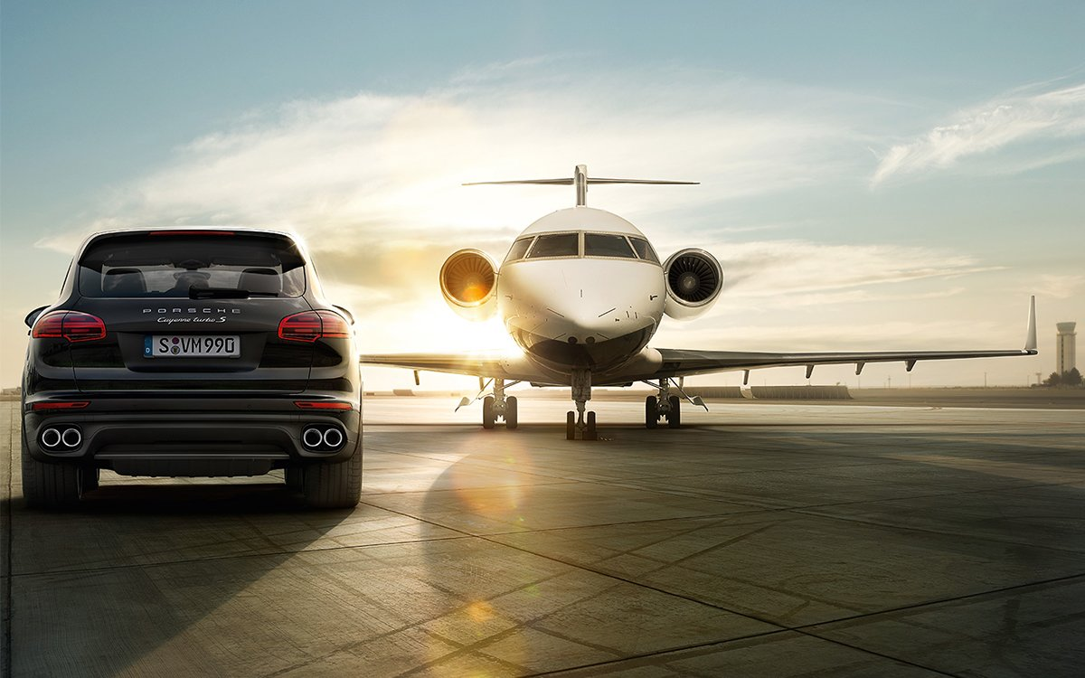 Lufthansa Layovers Now Come With Complimentary Porsches