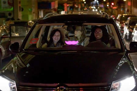 Drunk? Lyft and Budweiser Will Give You a Ride Home — for Free.