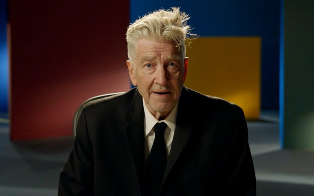 David Lynch, the iconic director, shares his insights on creativity. (MasterClass)